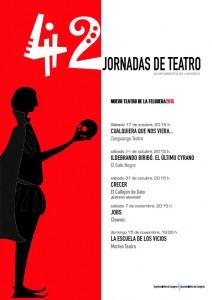 42 jornadas de teatro en La Felguera Langreo