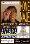 Homenaje a Alberto Coto