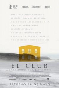 Cine: El club @ Nuevo Teatro de La Felguera | Langreo | Principado de Asturias | España