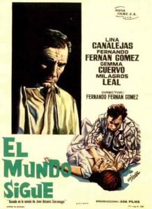 Cine: El mundo sigue @ Nuevo Teatro de La Felguera  | Langreo | Principado de Asturias | España