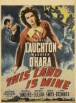 Cine: Esta tierra es mía