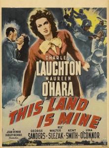 Cine: Esta tierra es mía @ Cine Felgueroso | Langreo | Principado de Asturias | España