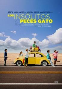 Cine: Los insólitos peces gato @ Nuevo Teatro de La Felguera | Langreo | Principado de Asturias | España