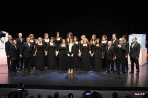 Concierto de Navidad 2015. Coro Padre Coll. @ Nuevo Teatro de La Felguera | Langreo | Principado de Asturias | España