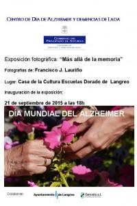 Exposición fotográfica: Más allá de la memoria @ Escuelas Dorado | Langreo | España