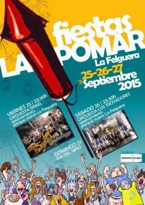 Fiestas de La Pomar - La Felguera 2015 @ Barrio de La Pomar | La Felguera | Principado de Asturias | España