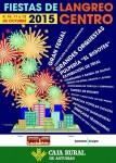 Fiestas de Langreo Centro 2015