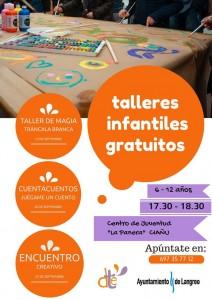 Taller infantil @ Centro de Juventud La Panera | Ciaño | Principado de Asturias | España