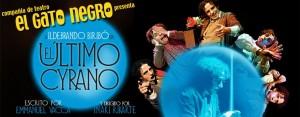 Teatro: El último Cyrano. Ildebrando Biribó. @ Nuevo Teatro de La Felguera | Langreo | Principado de Asturias | España