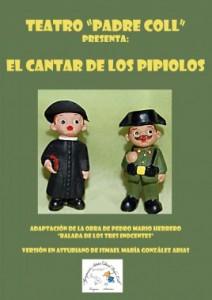 Teatro: El cantar de los pipiolos @ Centro Carlos Álvarez-Nóvoa | Langreo | Principado de Asturias | España