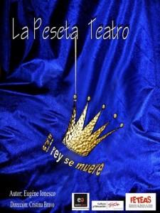 Teatro: El rey se muere @ Nuevo Teatro de La Felguera | Langreo | Principado de Asturias | España