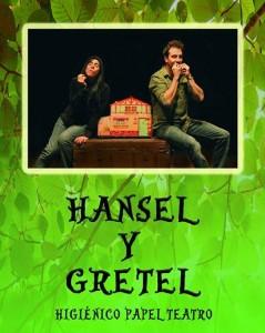 Teatro pa neñ@s: Hansel y Gretel @ Nuevo Teatro de La Felguera | Langreo | Principado de Asturias | España