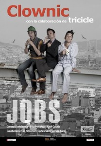 Teatro: Jobs @ Nuevo Teatro de la Felguera | Langreo | Principado de Asturias | España