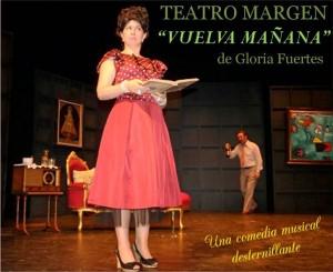 Teatro: Vuelva mañana @ Nuevo Teatro de La Felguera | Langreo | Principado de Asturias | España