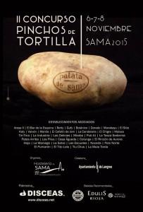 Concurso de Pinchos de Tortilla en Sama @ Sama | Sama | Principado de Asturias | España