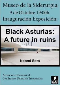 Exposición: Black Asturias @ MUSI | Langreo | Principado de Asturias | España