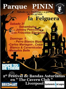 Fiesta de Halloween en el parque Pinín @ Parque Pinín | Langreo | Principado de Asturias | España