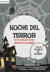 II Noche del Terror en Langreo @ MUSI | Langreo | Principado de Asturias | España