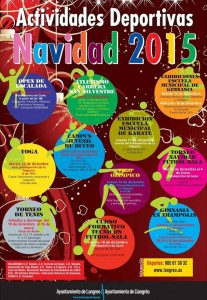 Deporte en Navidad - Langreo 2015 @ Langreo | Langreo | Principado de Asturias | España
