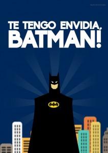 Teatro: Te tengo envidia, Batman! @ Nuevo Teatro de La Felguera | Langreo | Principado de Asturias | España