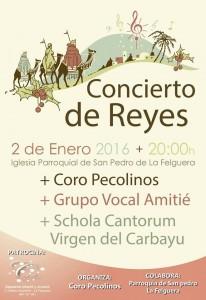 Concierto de Reyes @ Iglesia de San Pedro | Gijón | Principado de Asturias | España