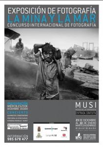 Exposición fotográfica: La mina y la mar 2015 @ MUSI | Langreo | Principado de Asturias | España