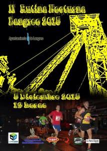II Rutina nocturna Langreo 2015 @ Langreo | Langreo | Principado de Asturias | España