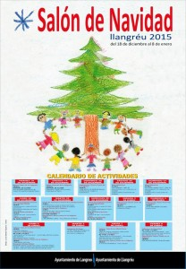 Salón de Navidad - Langreo 2015 @ Langreo | Langreo | Principado de Asturias | España
