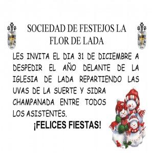 Noche de fin de año en Lada @ Lada | Lada | Principado de Asturias | España
