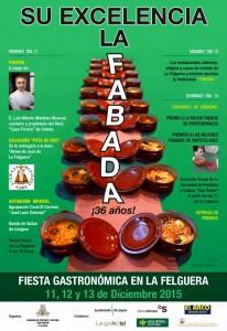 XXXVI Jornadas Gastronómicas de La Fabada en La Felguera @ La Felguera | La Felguera | Principado de Asturias | España