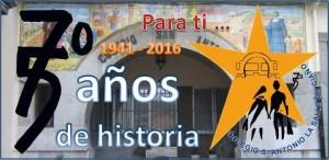 75 Aniversario del Colegio San Antonio - La Salle de Ciaño @ Iglesia de San Esteban, Ciaño | Ciaño | Principado de Asturias | España