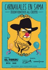 Carnaval y menú de antroxu en Sama: Bienvenidos al Oeste @ Sama   Sama   Principado de Asturias   España