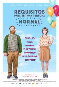 Cine: Requisitos para ser una persona normal @ Nuevo Teatro de La Felguera | Langreo | Principado de Asturias | España