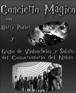 Concierto mágico con Harry Potter @ Nuevo Teatro de La Felguera | Langreo | Principado de Asturias | España