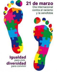 Contra el racismo mójate @ Cine Felgueroso y Plaza España | Sama | Principado de Asturias | España