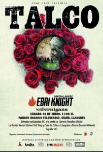 Concierto: Talco @ Parque Rosario Felgueroso | Ciaño | Principado de Asturias | España
