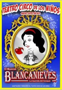 El musical de Blancanieves @ Nuevo Teatro de La Felguera | Langreo | Principado de Asturias | España