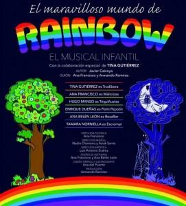 Musical: El maravilloso mundo de Rainbow @ Nuevo Teatro de La Felguera | Langreo | Principado de Asturias | España