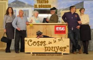 Teatro: Coses de la mi muyer @ Nuevo Teatro de La Felguera | Langreo | Principado de Asturias | España