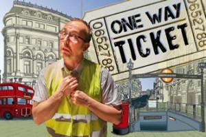 Teatro: One way ticket @ Nuevo Teatro de La Felguera | Langreo | Principado de Asturias | España