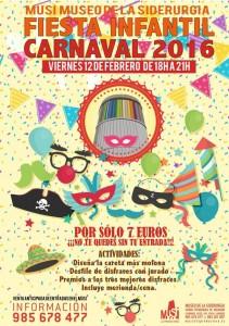 Carnaval en el MUSI 2016 @ MUSI | Langreo | Principado de Asturias | España