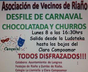 Carnaval en Riaño 2016 @ Riaño | Langreo | Principado de Asturias | España