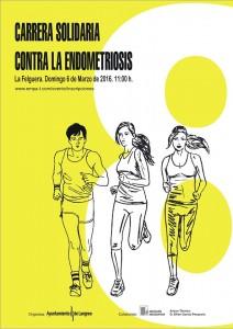 Carrera solidaria contra la endometriosis @ Langreo | Langreo | Principado de Asturias | España