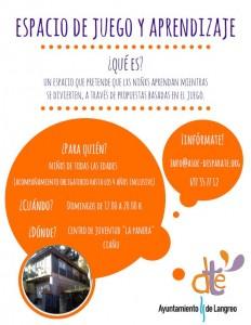 Espacio de juego y aprendizaje @ Centro de Juventud la Panera - Casa de la Buelga | Ciaño | Principado de Asturias | España