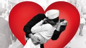 Un beso por San Valentín @ Calle Norte, La Felguera | Langreo | Principado de Asturias | España