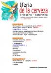 I Feria de la cerveza artesano-asturiana