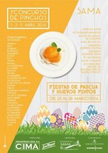 III Concurso de Pinchos en Sama de Langreo 2016 @ Sama de Langreo | Sama | Principado de Asturias | España