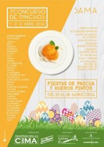Fiestas de Pascua y Huevos Pintos - Sama 2016 @ Sama de Langreo | Sama | Principado de Asturias | España