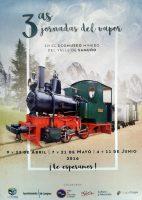 III Jornadas de Vapor del Ecomuseo Minero del Valle del Samuño Langreo