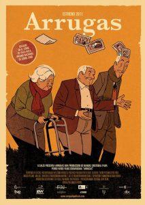 Cine – Anima Langreo: Arrugas @ Cine Felgueroso | Langreo | Principado de Asturias | España